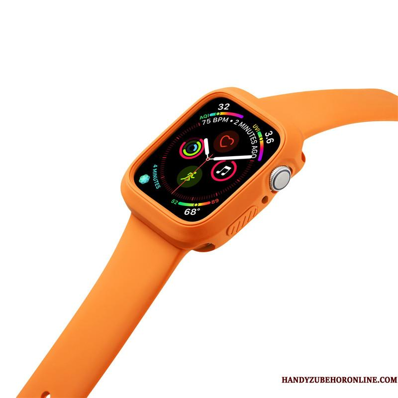 Apple Watch Series 3 Anti-fald Silikone Sport Orange Etui