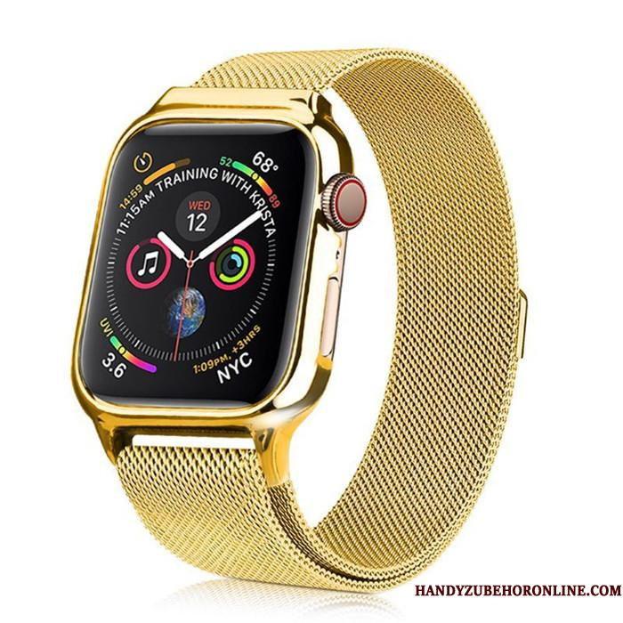 Apple Watch Series 3 Etui Guld Alt Inklusive Beskyttelse