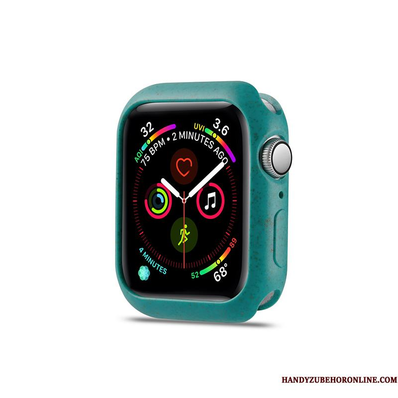 Apple Watch Series 5 Beskyttelse Grøn Etui Cover Alt Inklusive