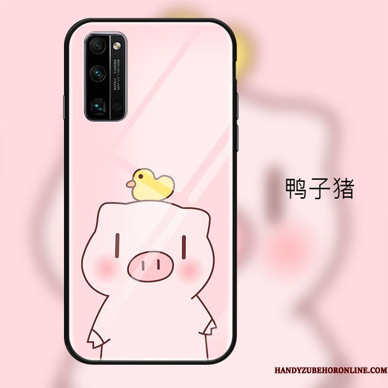 Honor 30 Pro Smuk Cover Blød Cartoon Trend And Telefon Etui