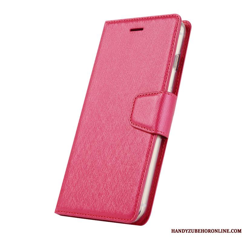 Huawei P30 Pro Etui Trend Cover Rød Pu Clamshell Trendy Af Personlighed