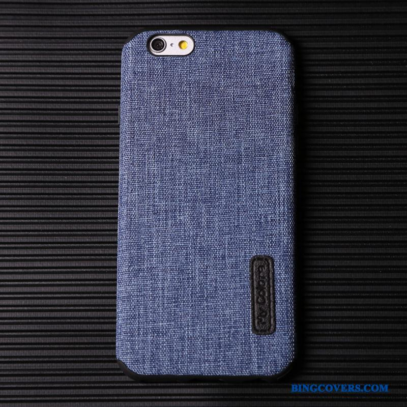 iPhone 6/6s Etui Alt Inklusive Business Nubuck Kreativ Silikone Cover
