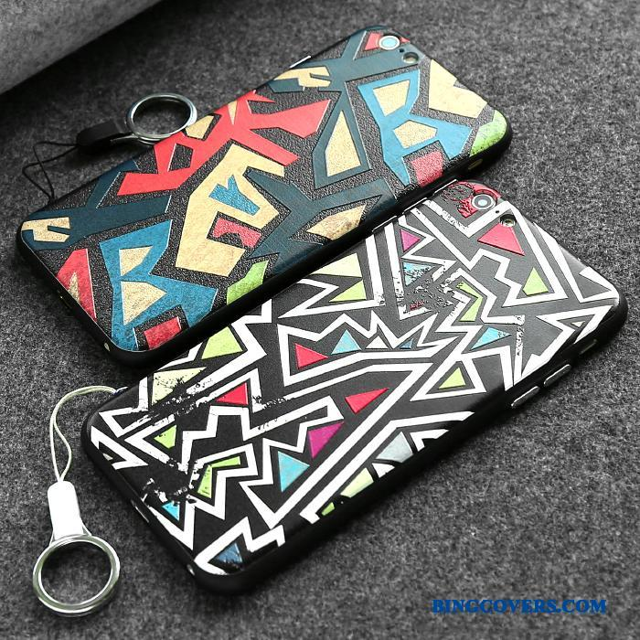 iPhone 6/6s Farve Etui Graffiti Telefon Af Personlighed Ny Europa