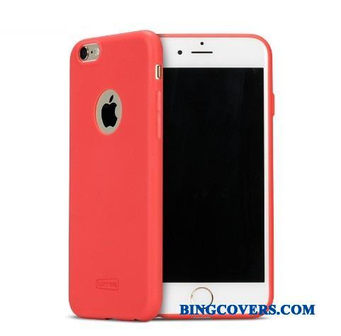 iPhone 6 6s Nubuck Anti-fald Cover Tynd Telefon Etui Silikone Beskyttelse 3b7b898cd23b4
